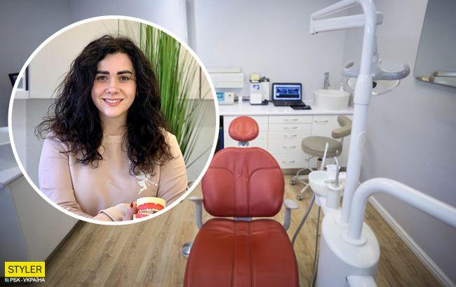 Скандальний стоматолог з Рівного, яка била дітей, працювала без ліцензії