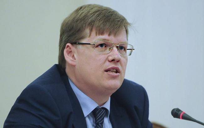 Фото: Розенко розповів подробиці про підвищення соцвиплат