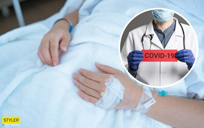 У Миколаєві від ускладнень COVID-19 померла породілля, яка виношувала двійнят: малюки живі