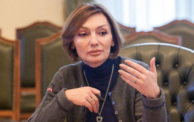 Фото: Рожкова заявила о прослушивании своего телефона неизвестными