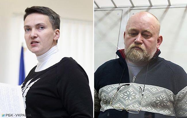 Офіс Рябошапки змінив прокурорів у справі Савченко-Рубана