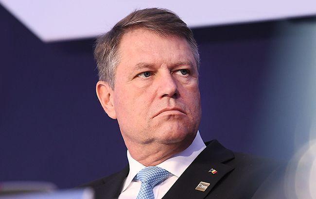 В первом туре выборов президента Румынии победил Йоханнис
