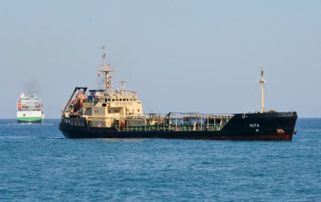 В Ливии захватили украинский танкер по подозрению в контрабанде