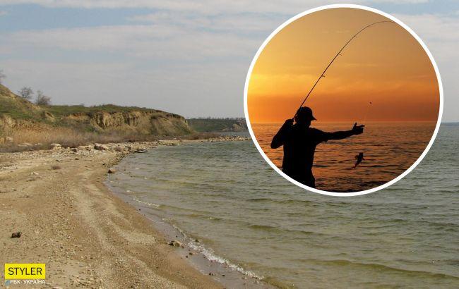 Под Одессой большая рыба утопила мужчину: тело нашли в 15 метрах от берега