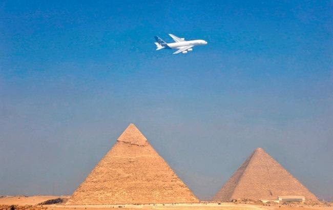 Россияне выясняют, как добраться до Египта без самолета