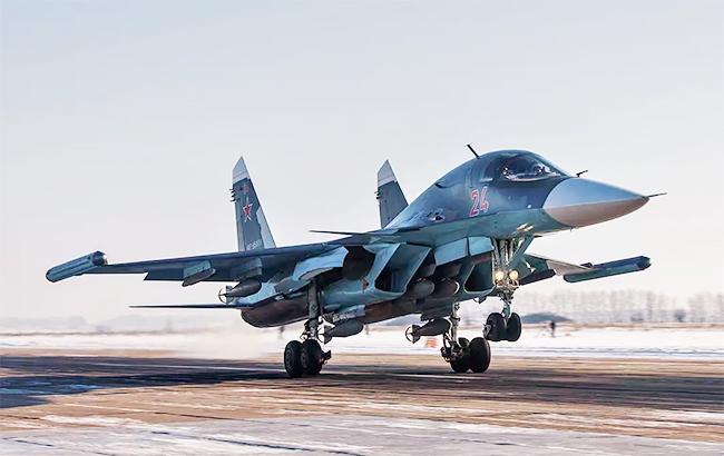 Фото: российский самолет (mil.ru)