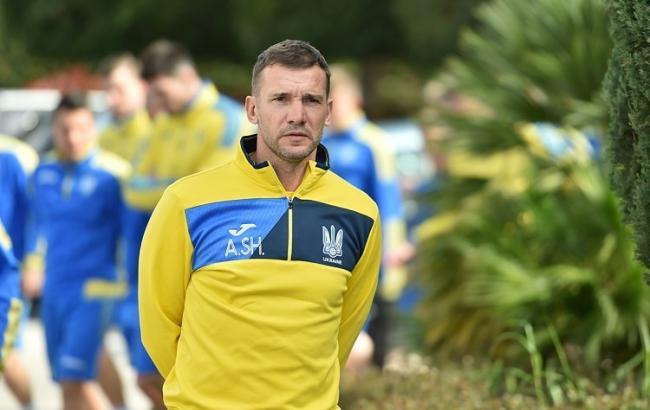 Шапаренко получил дебютный вызов в сборную Украины