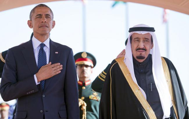 Фото: у США схвалили операцію з продажу зброї Саудівській Аравії