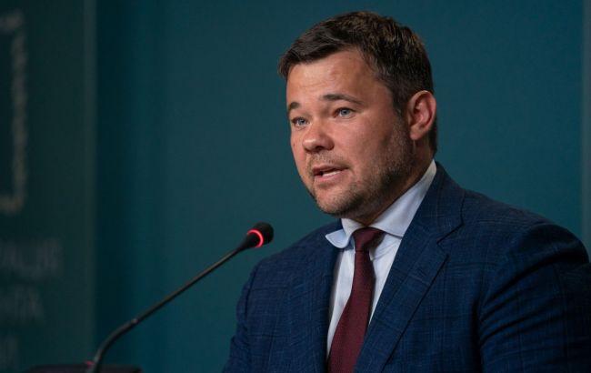В ОП не виключають відставку Андрія Богдана