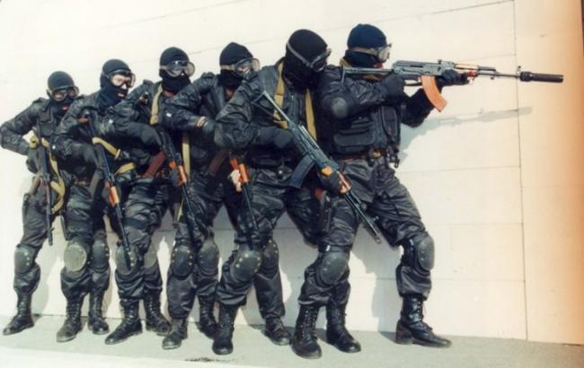 Фото: казахстанская служба безопасности задержала 8 подозреваемых в тероризме