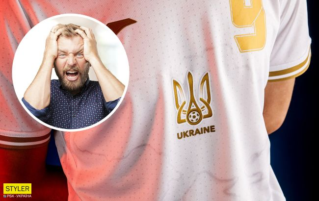 """У росіян """"палає"""" через нову форму збірної України: """"не мають права!"""""""