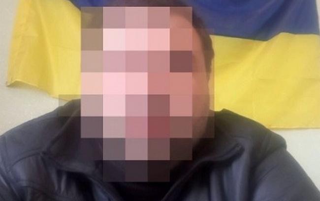 Фото: в Торецке задержали боевика-шпиона