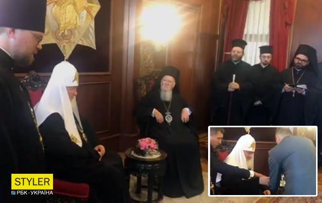 Попытка отравить патриарха Варфоломея: как было на самом деле