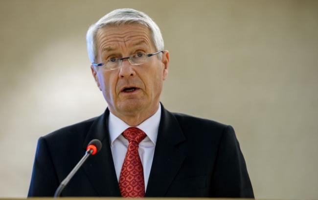 Генеральный секретарь Совета Европы отреагировал наобстрелы Авдеевки