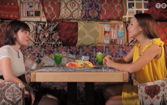 Фото: Кадр з відео 7 сезону Панянка-селянка (YouTube/Телеканал ТЕТ)