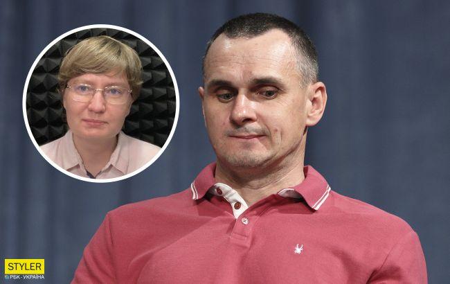 Двоюродная сестра Сенцова матами высказалась об Украине: 5 лет ада!