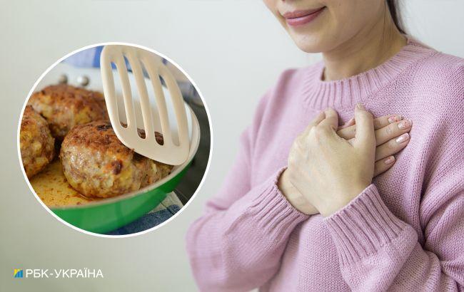 Кардіолог назвала три найшкідливіших для серця продукти. Вони небезпечні в будь-якому віці