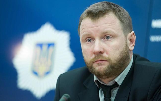 В центре Киева проверяют людей из-за информации о запрещенных предметах