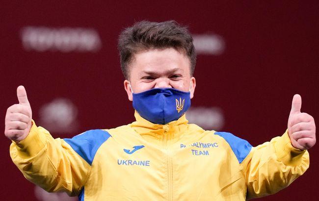Медальный зачет третьего дня: какие результаты Украины на Паралимпиаде-2020