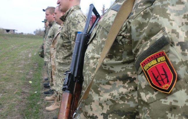 Фото: на Донбасі помер доброволець з Рівненської області