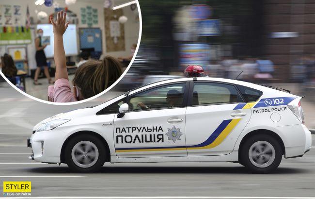 Натяк в мережі про підготовку стрілянини в школі Києва поставив на вуха поліцію: що з'ясувалося