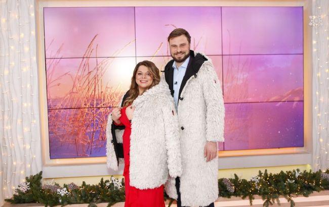 Українські телеведучі покрасувалися в шубах з конопель: краще будь-якого хутра!