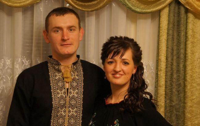 Фото: Юлия Шпичка с мужем Александром
