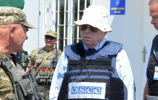 Координатор ОБСЄ відвідав військовополонених в окупованому Донецьку
