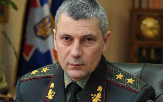 Генерала Шуляка подозревают впокушении наАндрея Парубия— Допрос вРостове