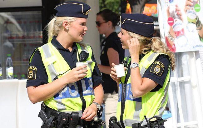 В Швеции задержали иностранцев за проникновение на военную базу