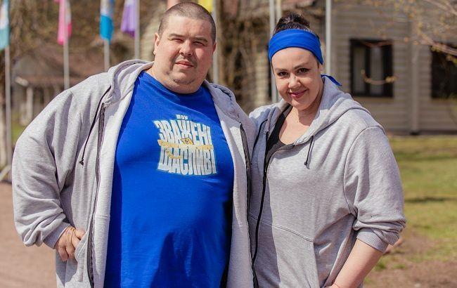 Зважені та щасливі 9 сезон: как выглядит Алена Гребенюк после проекта