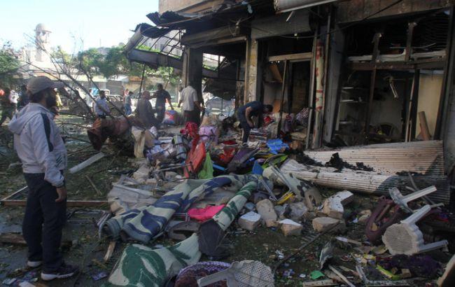 В Сирии от авиаударов путинских убийц погибли по меньшей мере 82 человека
