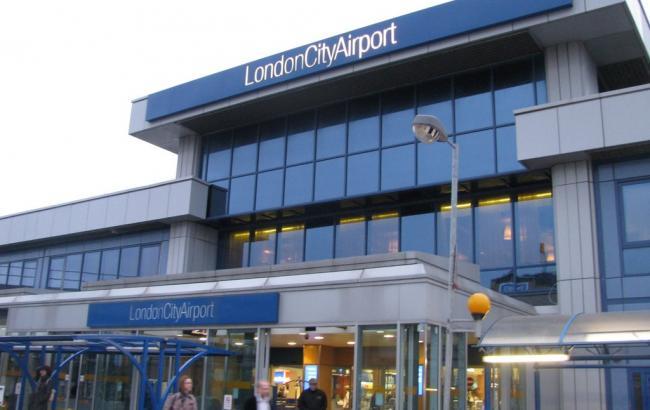 Фото: аеропорт Лондона