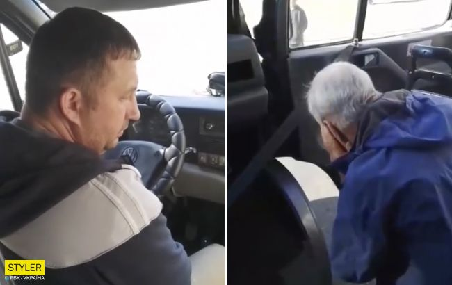 В Запорожье наказали водителя из-за избиения пассажира