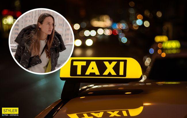 В Киеве таксист грубо вытащил пассажирку за ноги из авто: у девушки сотрясение мозга