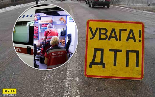 """""""Был трезв"""": под Киевом 21-летний """"коп"""" насмерть сбил женщину"""