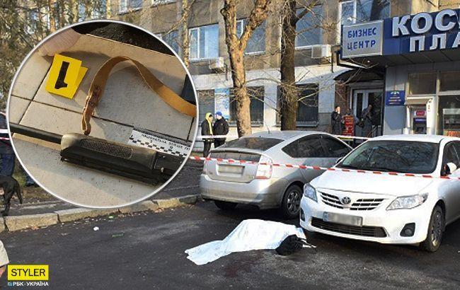 """Резонансне вбивство в Миколаєві: у стрілка знайшли цілий """"скарб"""" (фото)"""
