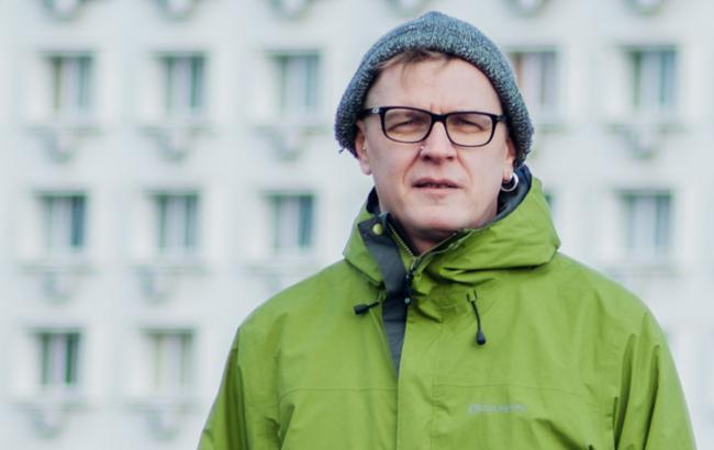 Антон Слєпаков (фото: прес-служба гурту / Настя Телікова)
