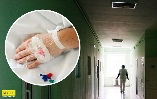 Вдова померлого від COVID-19 розповіла про страшні умови лікування в лікарні Маріуполя