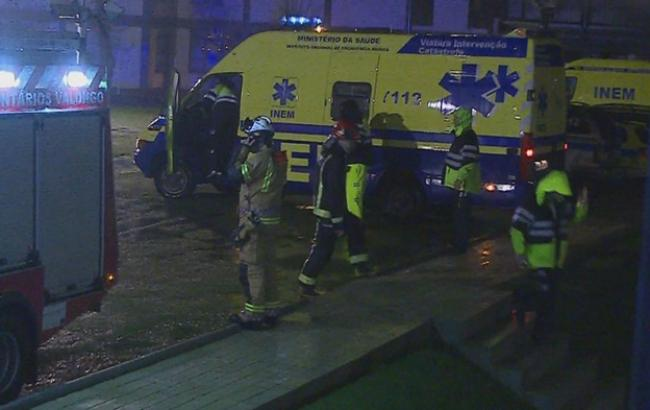 У Португалії в результаті аварії медичного вертольота загинули 4 людини