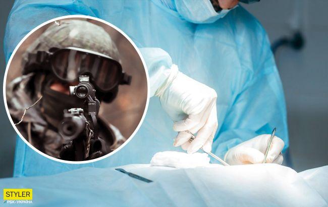 Пуля вражеского снайпера прошила голову навылет: врач рассказал о спасении воина ВСУ