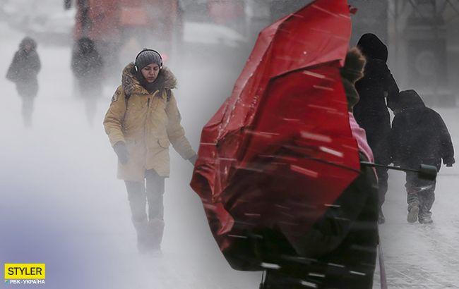 В Україну йде похолодання і мерзенна погода: з'явилися нові карти