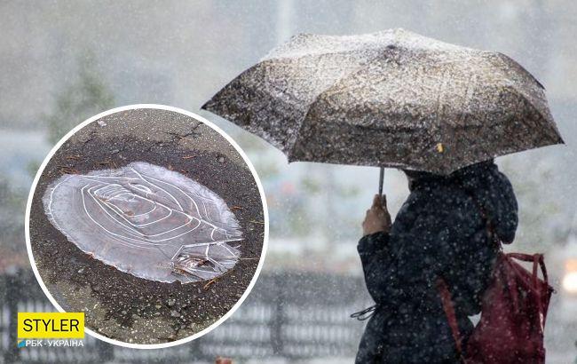 Холодные дожди, морозы и резкие перепады: появился детальный прогноз на октябрь 2021