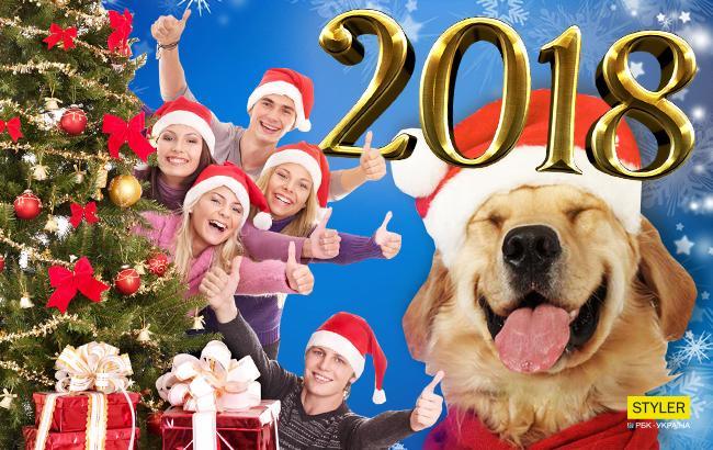 Как встречать Новый 2018 год: подарки, наряды, угощения