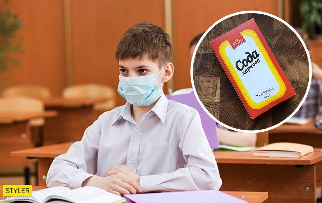 """В МОН объяснили """"ляпы"""" в украинских учебниках про соду, лечащую рак"""