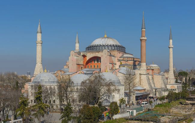 Всесвітня рада церков просить Ердогана повернути собору Святої Софії статус музею