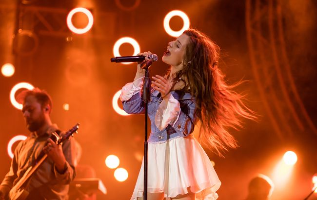 Тримай мене міцно: Христина Соловій заспіває киянам у День Закоханих