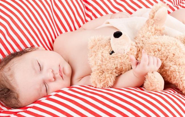 Фото: Сон ребенка (Baby-sleep.ru)