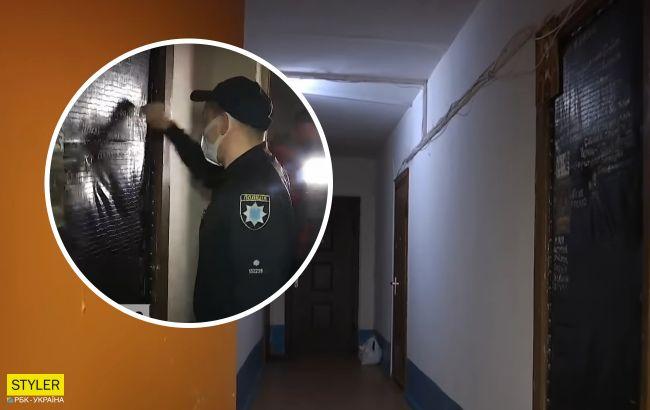 """Украинец называет себя """"батюшкой"""", ест червей и травит весь подъезд многоэтажки (видео)"""