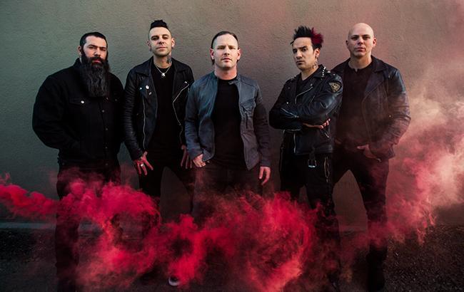 Stone Sour в Киев: топ-5 лучших песен группы